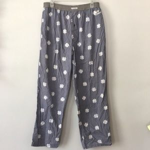 🍀 Lucky Brand Mens Pajamas Pants Size Large 🍀